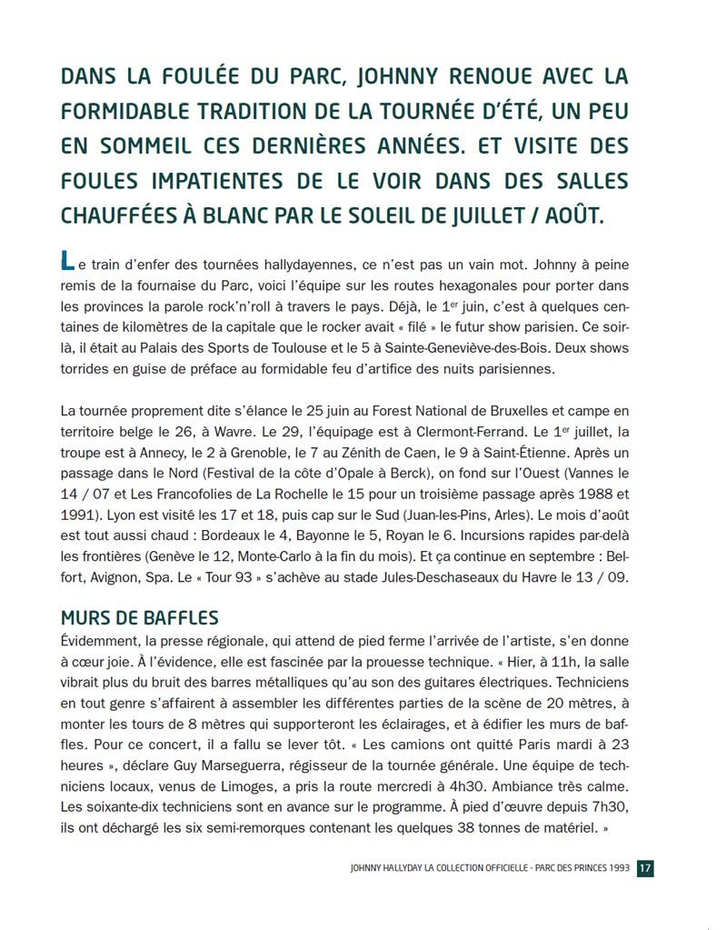 N° 50 1993 Parc des Princes Jhcoll21