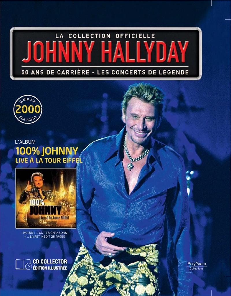 N° 51 2000 100% Live à la Tour Eiffel Jhcoll24