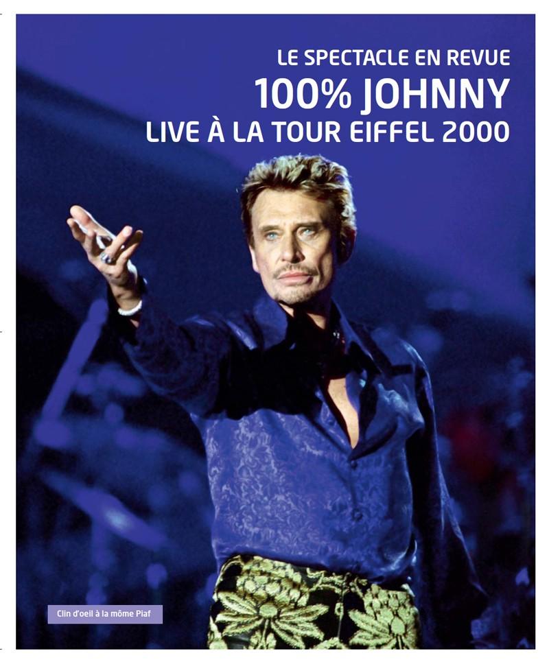 N° 51 2000 100% Live à la Tour Eiffel Jhcoll26