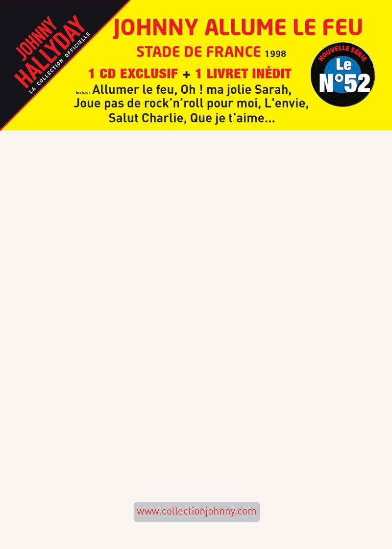 Volume 52 1998 Johnny allume le feu Jhcoll28
