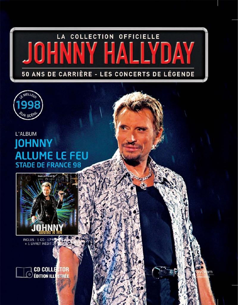 Volume 52 1998 Johnny allume le feu Jhcoll30