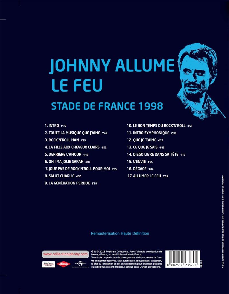 Volume 52 1998 Johnny allume le feu Jhcoll34