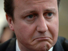 Cameron's massive 'Freudian slip': 'raising more for the rich' Camero10