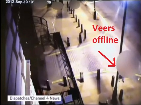 Does analysis of 'Plebgate' footage support Mitchell's 'exoneration'? Veerso10