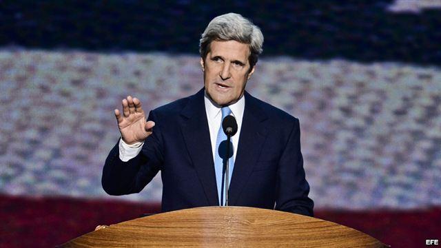 ¿Podrá John Kerry cambiar la política con Cuba?  94a86110