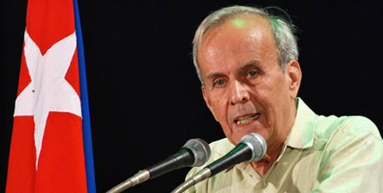 Ricardo Alarcón no seguirá en cargo clave para la dictadura Alarco10
