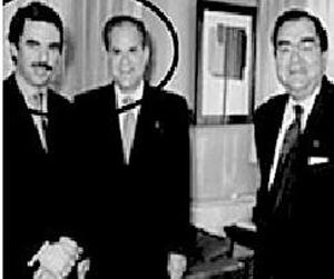 Murió connotado jefe terrorista de Miami Aznar_10