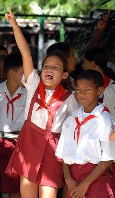 Asi son los niños en Cuba R2008115