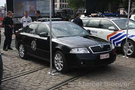 Skoda au service de la police Images31