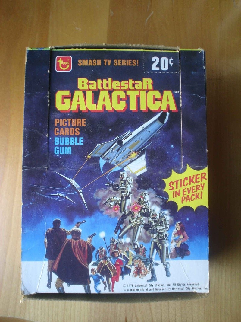 Does anyone else collect vintage Battlestar Galactica? Dsc06213