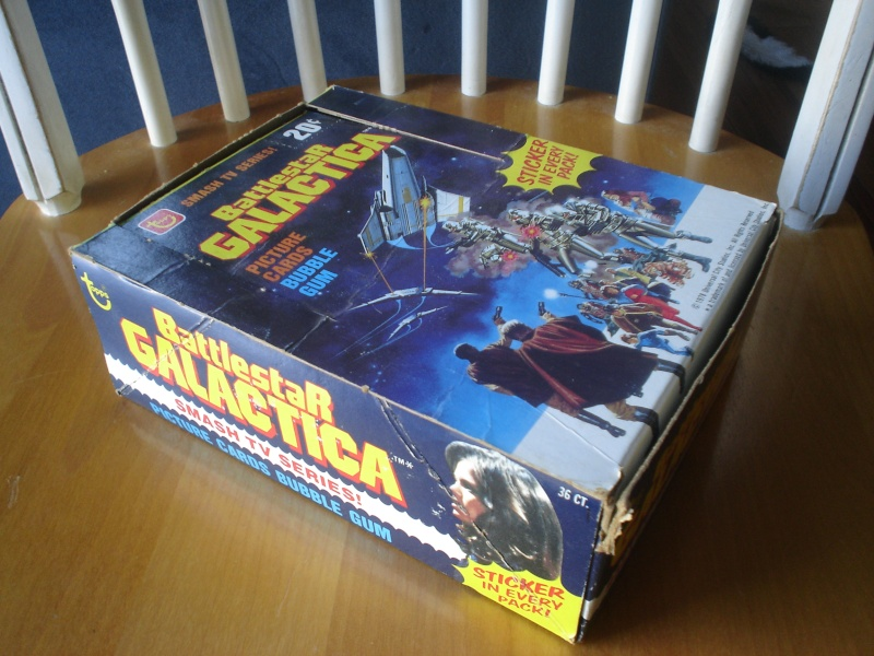 Does anyone else collect vintage Battlestar Galactica? Dsc06214
