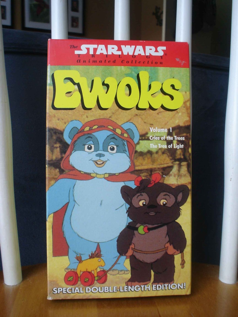 FS / FT Misc items - OPC Trading Cards, Kenner Figures, video's, etc.... Ewoksv12