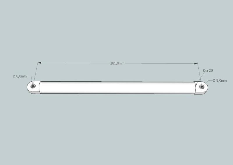 fabrication d'un trépied M2 pour browning cal.30 Axe_110