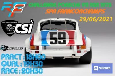 Challenge Porsche 911 RSR 1973. 18092610