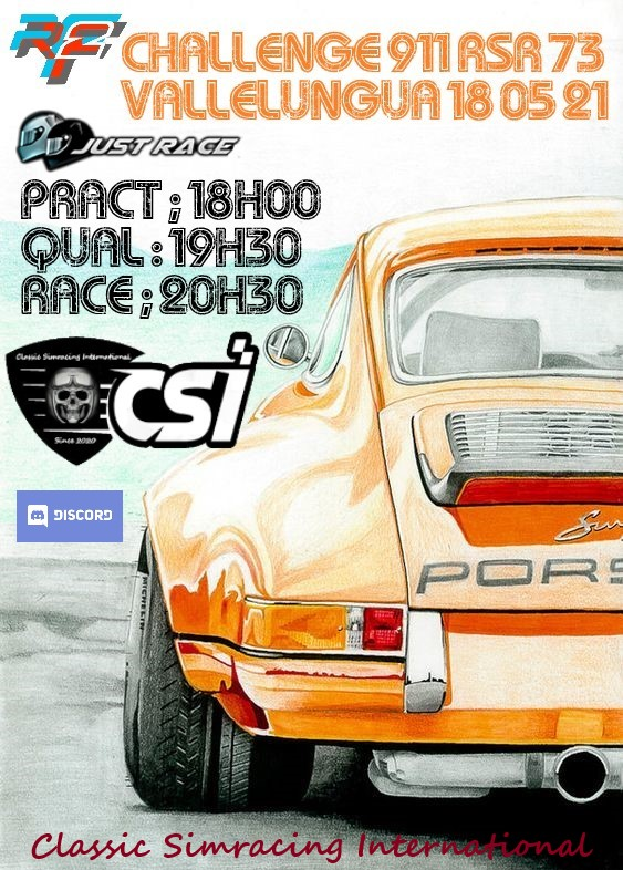 Challenge Porsche 911 RSR 1973. C12a9510