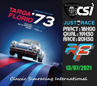 Challenge Porsche 911 RSR 1973. Florio11