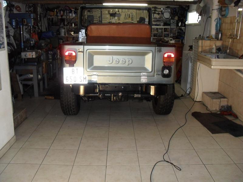 Restauration de la Jeep a Tutu - Page 2 12210