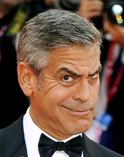 George Clooney George Clooney George Clooney! - Page 5 2011-110