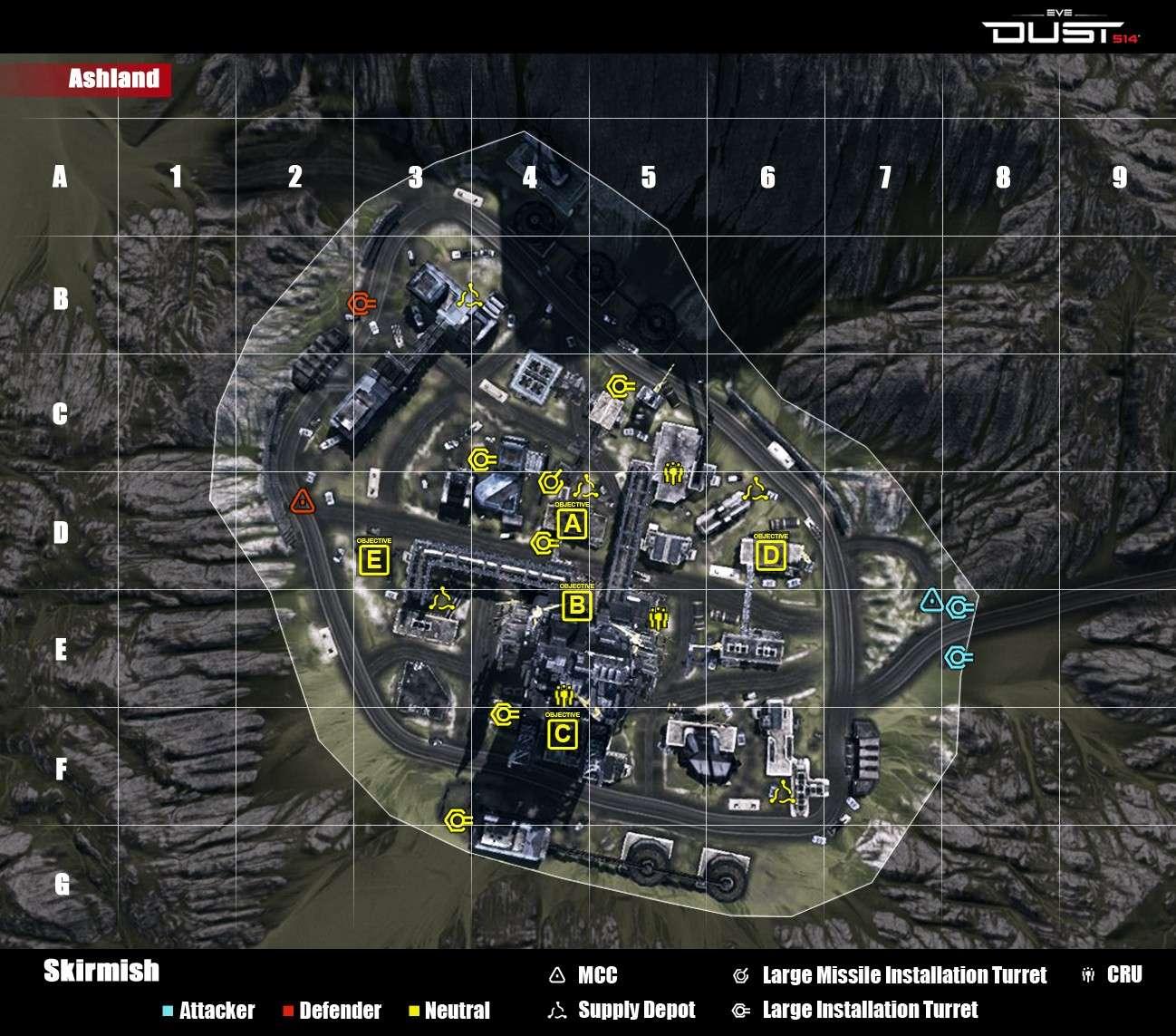 Map Tactics: Ashland (Skirmish)  Ashlan10