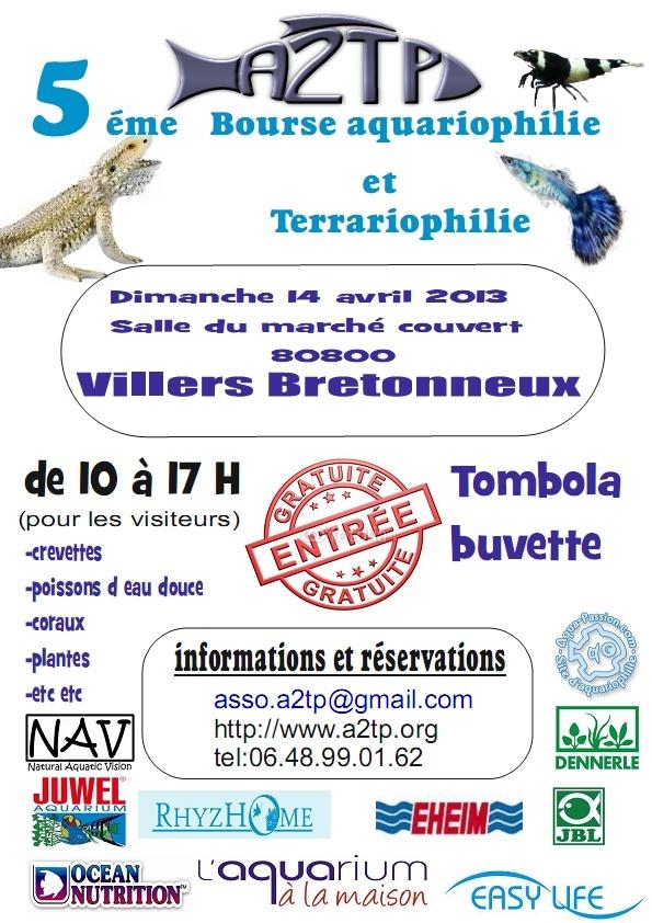 Bourse à Villers Bretonneux 80800 le 14 avril 2013 Flyer_10