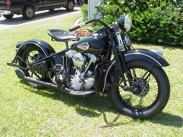 900 VN -  façon Knucklehead Harley10