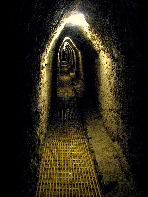 The Great Pyramid Tlachihualtepetl and the Sanctuary of The Remedies Tunnel10