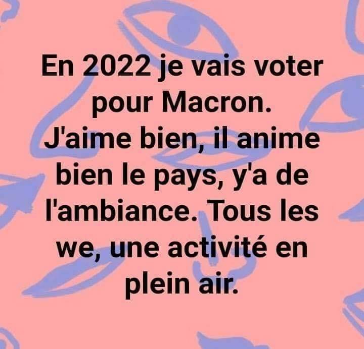 LA VIE SOUS MACRON  - Page 6 47234910