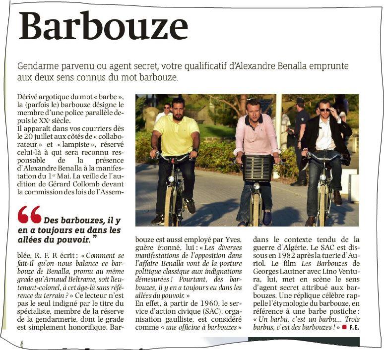 LA VIE SOUS MACRON  - Page 8 Captur14