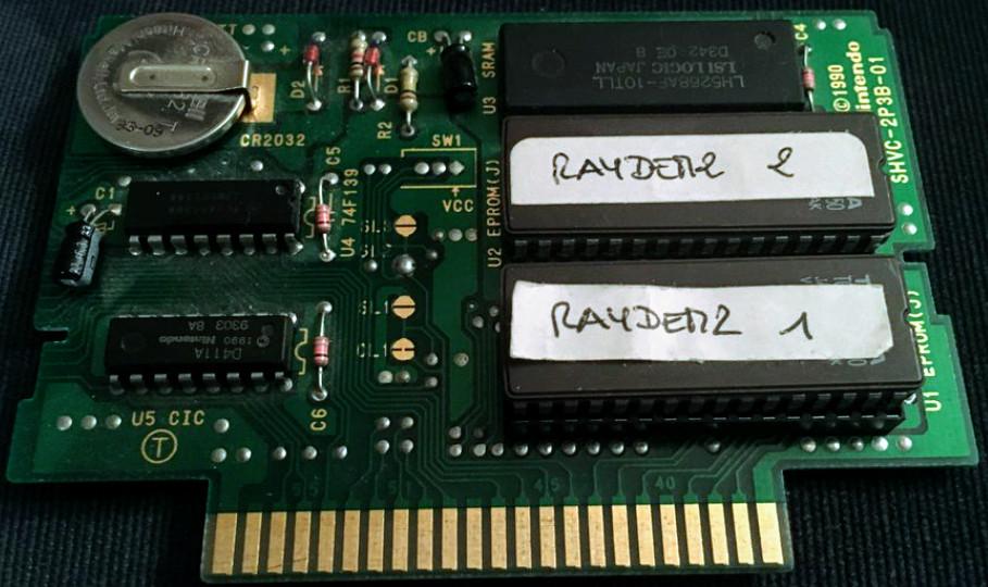 Cartmod du prototype Rayman SNES Proto_10