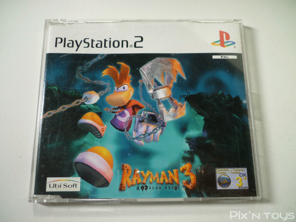 Vos version Promo en Photos ! Rayman10