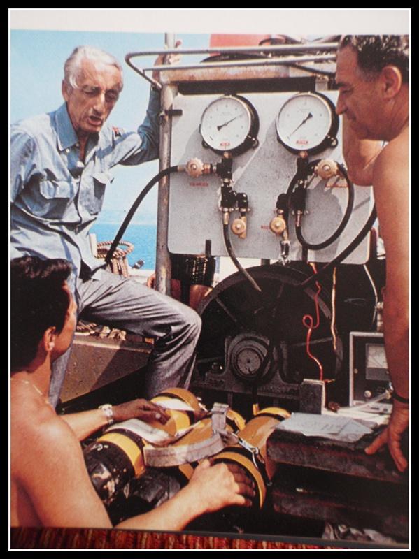 """quelles sont ces montres de l'épopée """"Cousteau"""".. P1260012"""