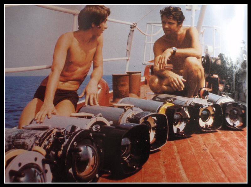 """quelles sont ces montres de l'épopée """"Cousteau"""".. P1260014"""