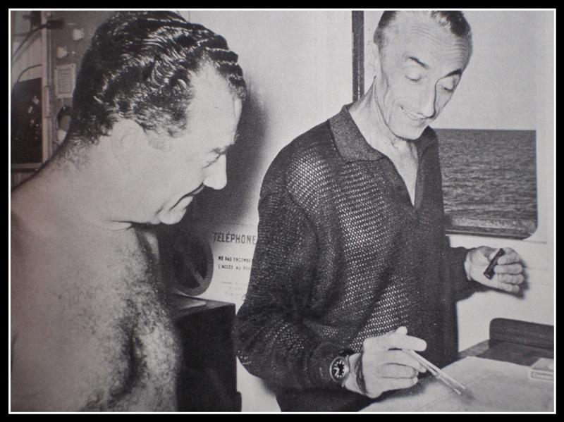 """quelles sont ces montres de l'épopée """"Cousteau"""".. P1260018"""