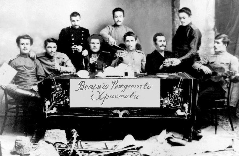 Старинные фото казаков Амурского казачьего войска Dsnddn10