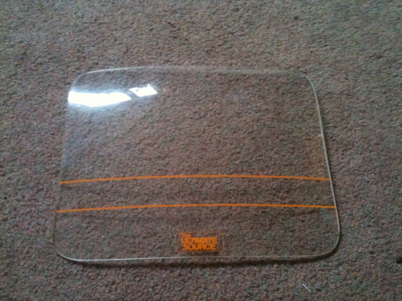 Anyone know where I can get hold of sheet polycarbonate? Dad_ph12