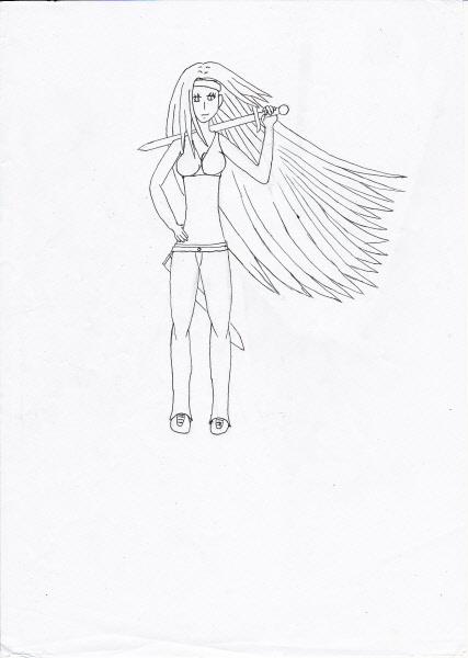 [TUTO] Apprendre a dessiner un Personnage sur Sai Tool pour Débutant - Page 2 Tuto_e11