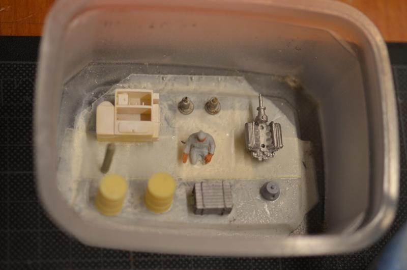 Tuto : Moulage et reproduction en résine 2012_121