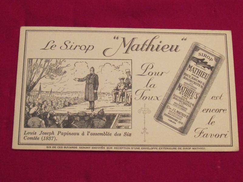 Sirop Mathieu de Sherbrooke 00113