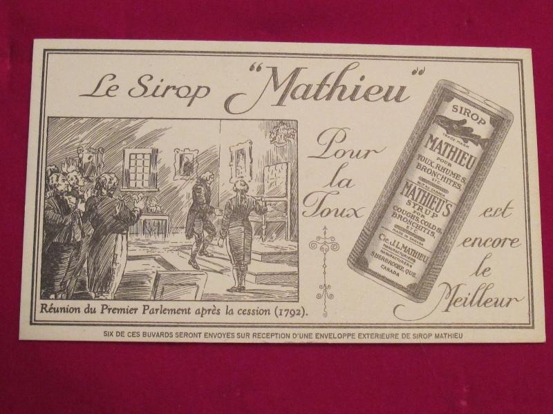 Sirop Mathieu de Sherbrooke 00313