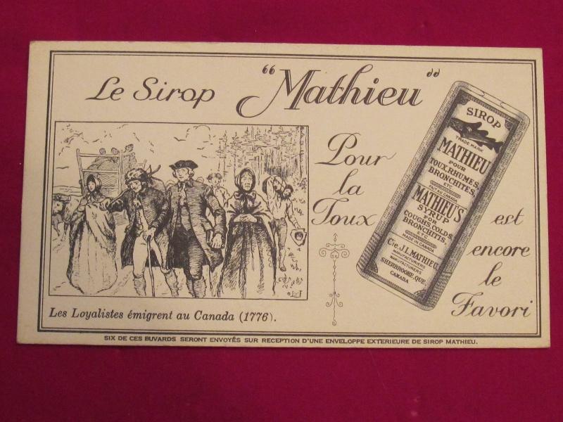 Sirop Mathieu de Sherbrooke 00414