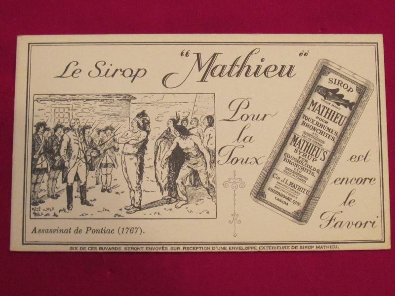 Sirop Mathieu de Sherbrooke 00513