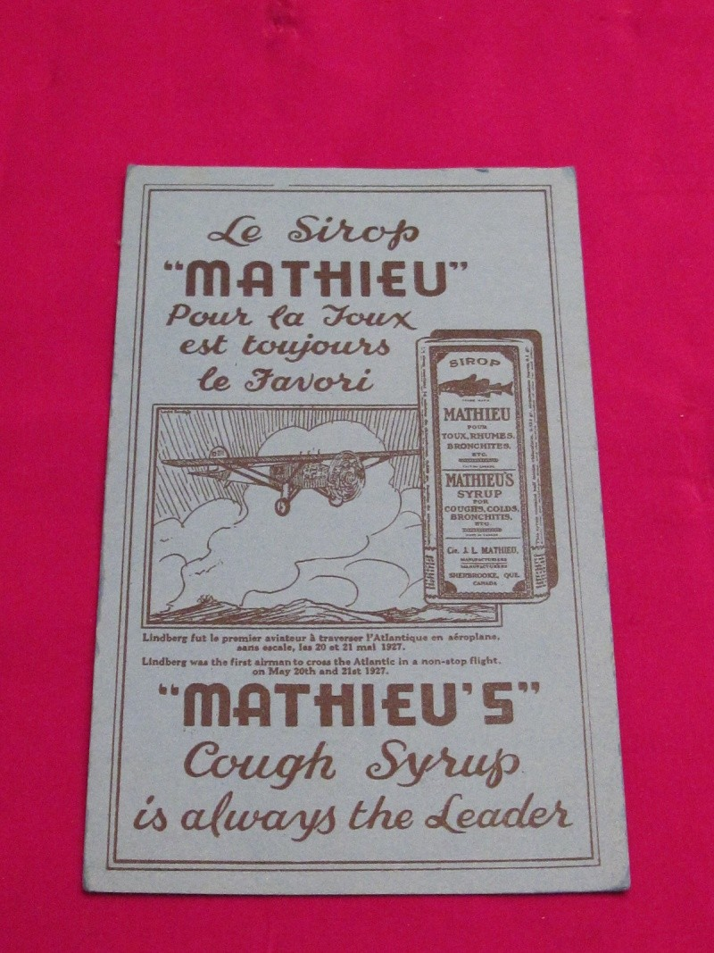 Sirop Mathieu de Sherbrooke 00613