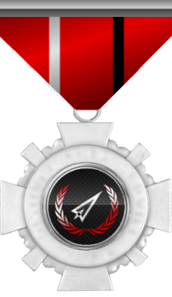 Distinguished Action Medal: This medal is awarded to a member who distinguished by his/her actions beyond duty.