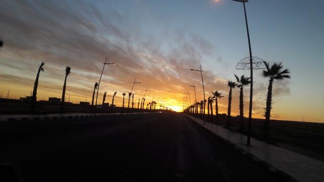 [nos beaux pays : la France, le Maroc et .....  le Monde] Couchers de soleil - Page 4 Maroc_63