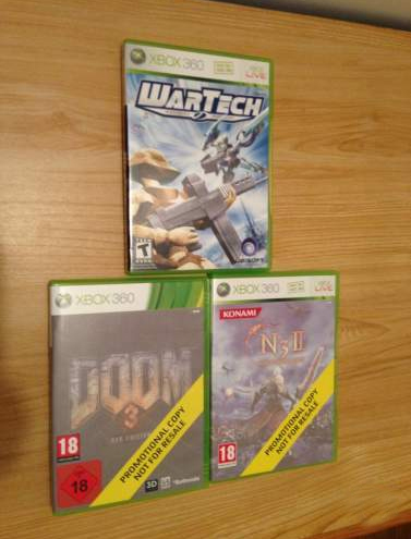 [VENDU] Jeux Xbox 360 Xbox10