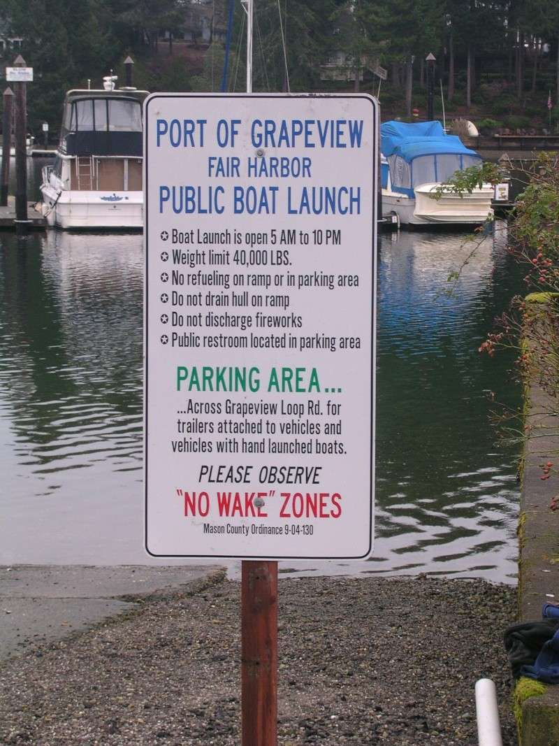 Post photos of your local boat ramp Fair_h11