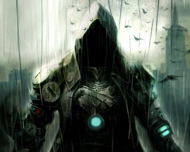 Le Poltergeist. Dark10