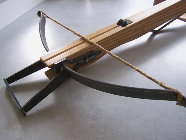 Medieval Battle Crossbow Circa 1400 510