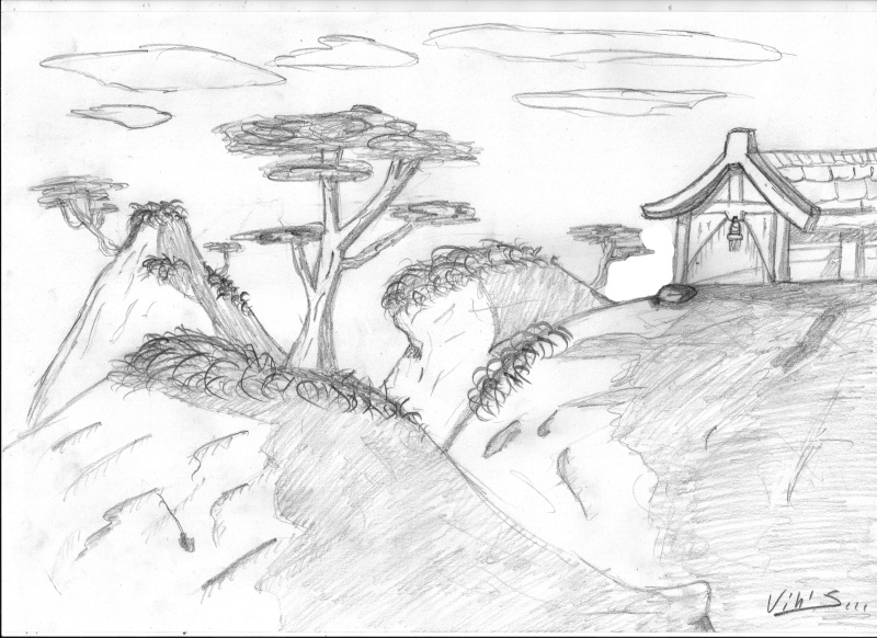 Mes dessins ^^ Paysag10