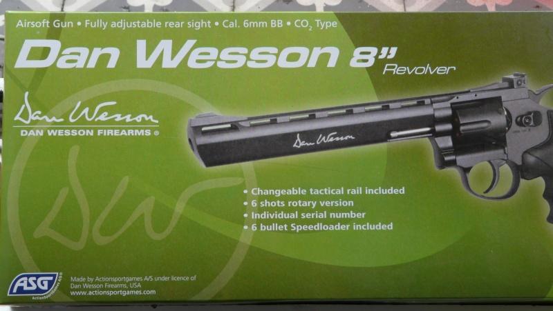 [Vente] Dan Wesson ASG 8pouces [VENDU]  P1040610